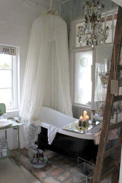 Pin by Vintiques Home Decor on Le Bain Pinterest Cast iron tub