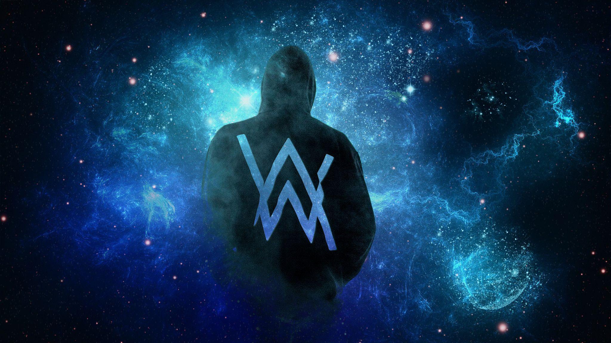 Alan Walker In 2048x1152 Resolution Walker Wallpaper Alan