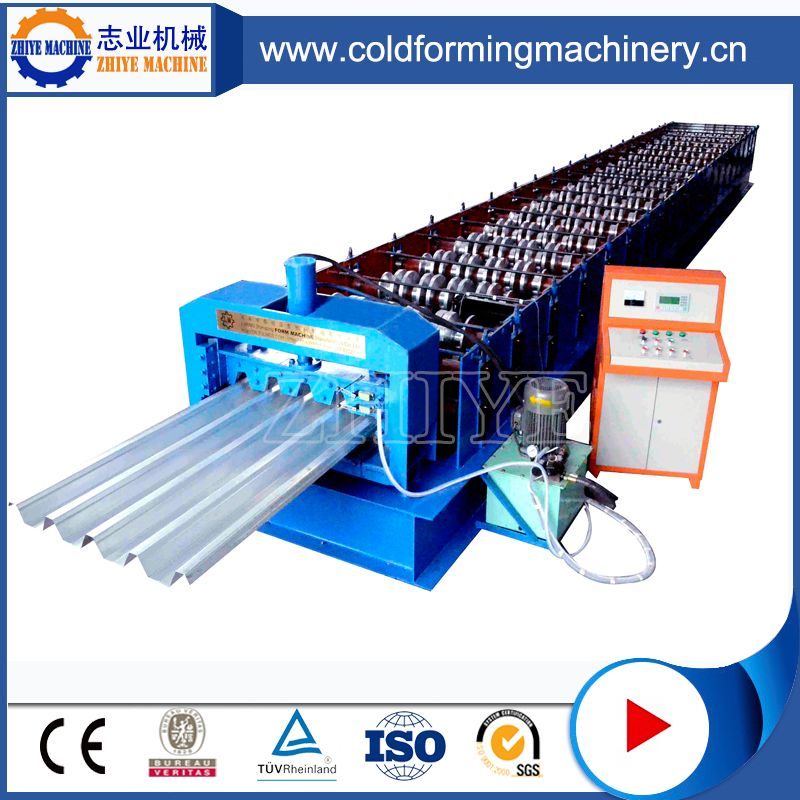 Best Profile Roof Forming Machine Aluminum Roof Roofing 400 x 300