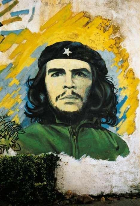 http://www.deinsuppenhuhn.blogspot.de/ Che Guevara