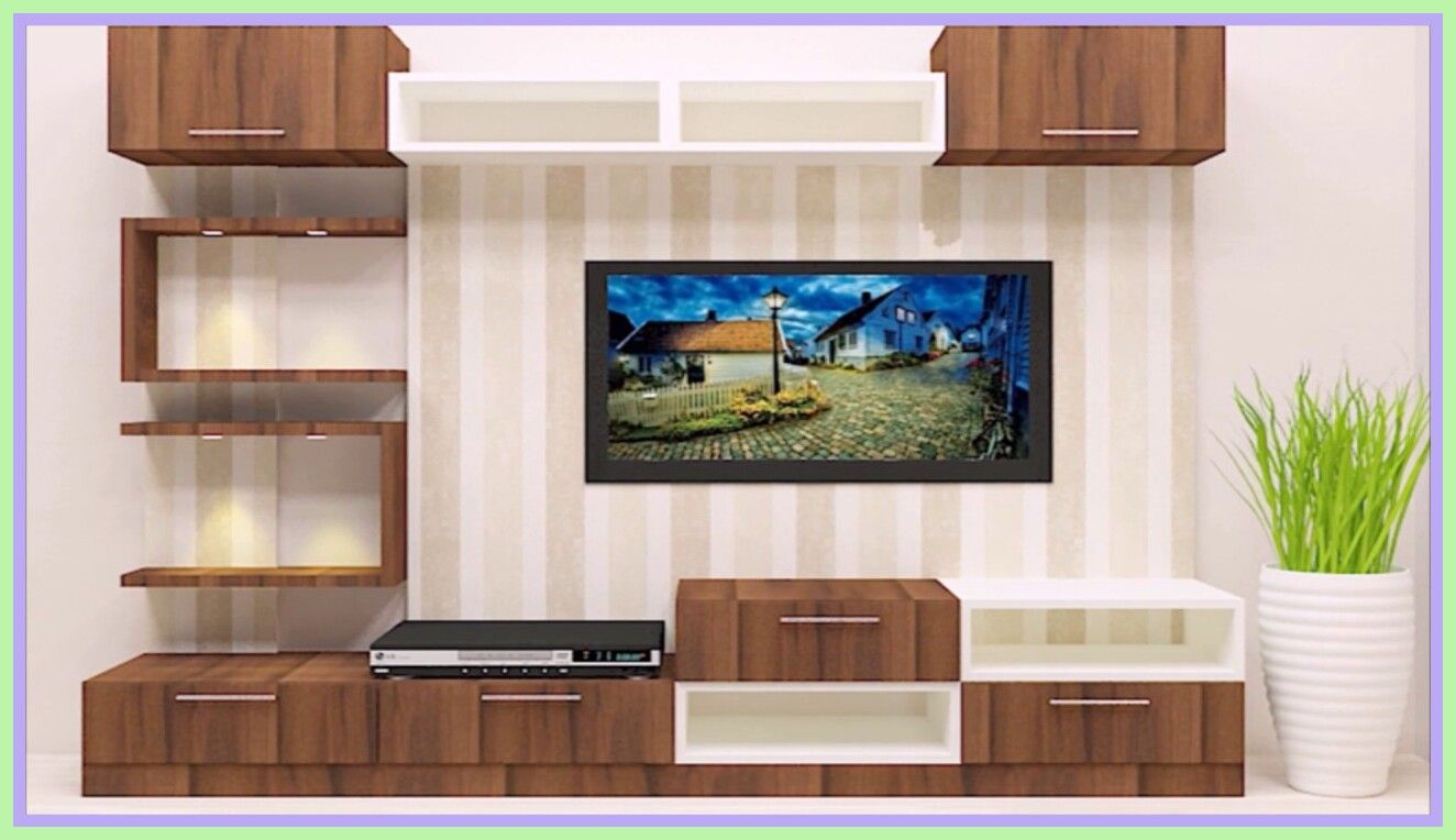 45 Reference Of Tv Stand Big Tv Unit Living Room Tv Unit Living Room Entertainment Living Room Tv Unit Designs