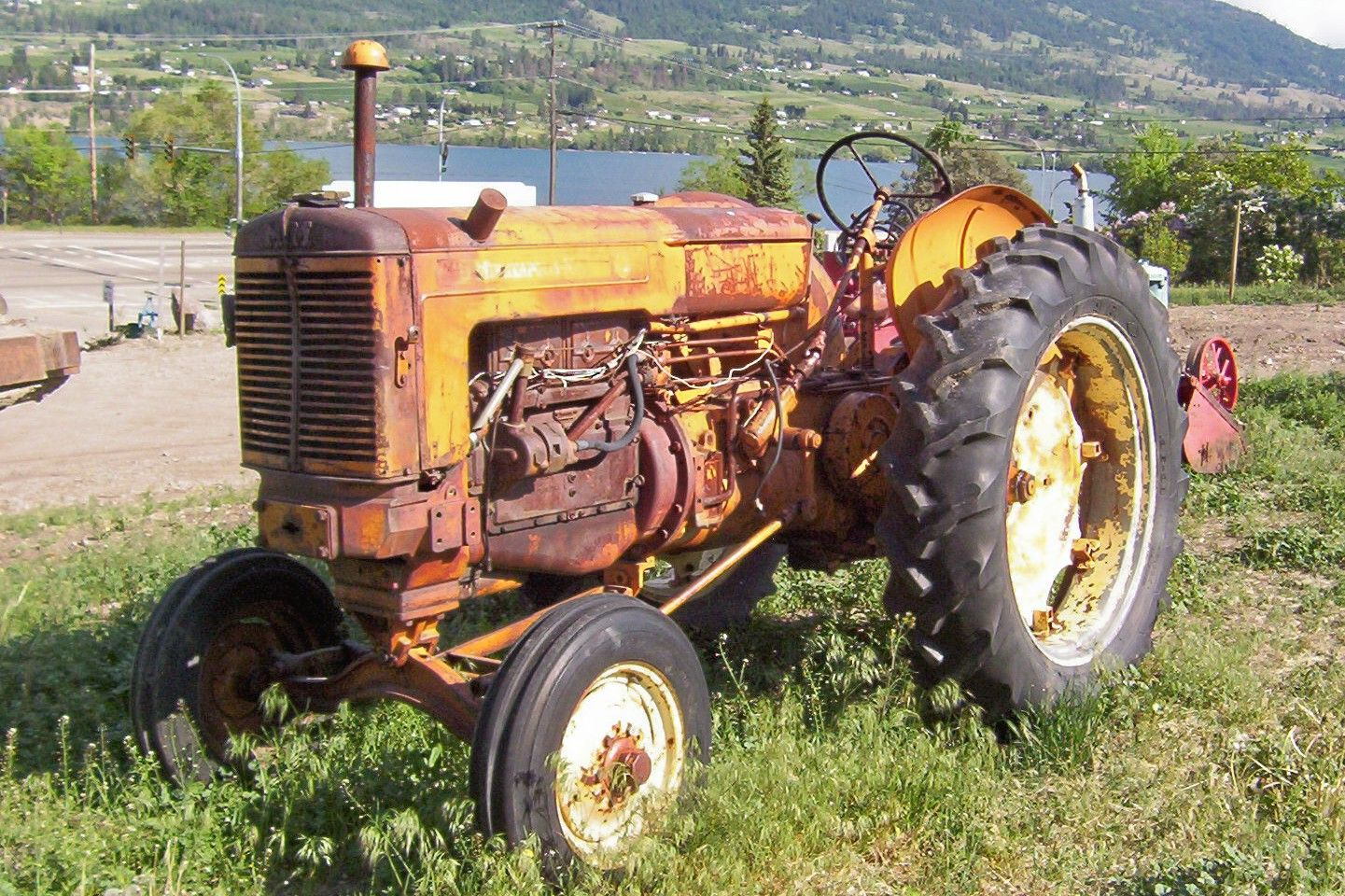 Antique Tractors Equipment : Image detail for antique tractor photos page tractors