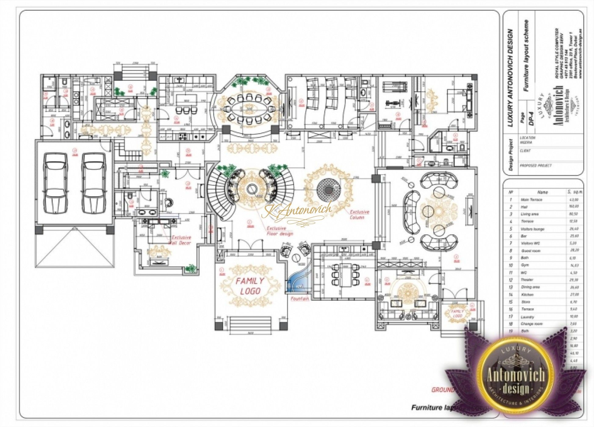 Plan 86067bs Stunning 7 Bed Luxury House Plan Luxury House Plans House Plans Architectural Design House Plans