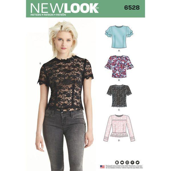 Patron New Look 6528