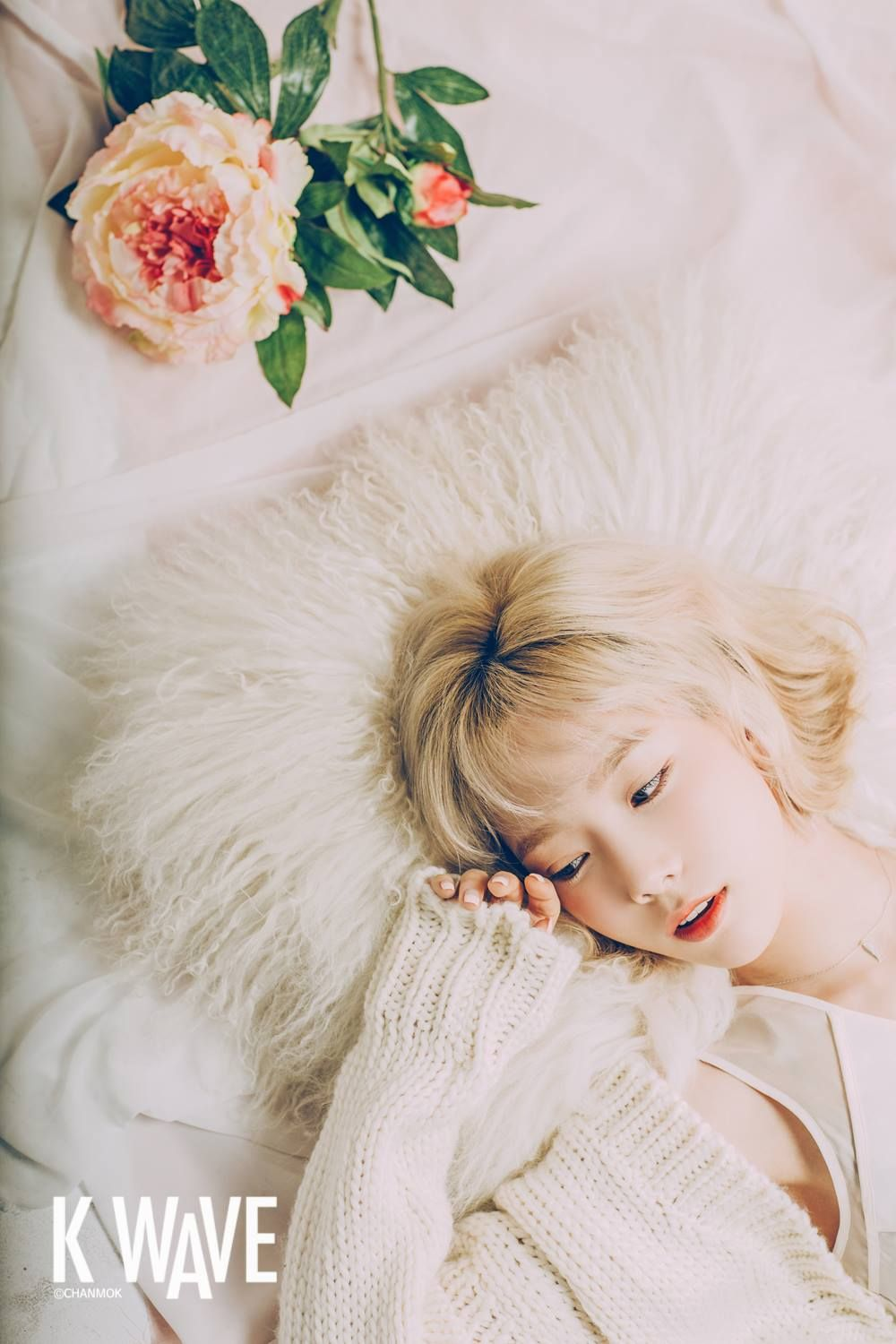 Taeyeon for K Wave