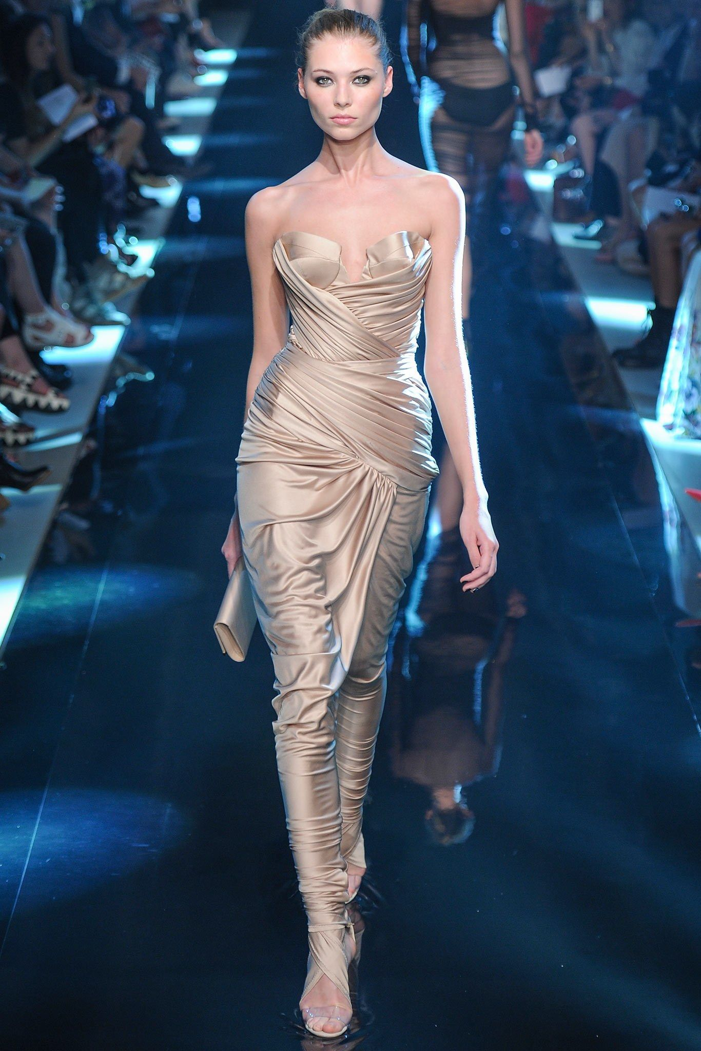 Alexandre Vauthier Fall 2013 Couture Fashion Show