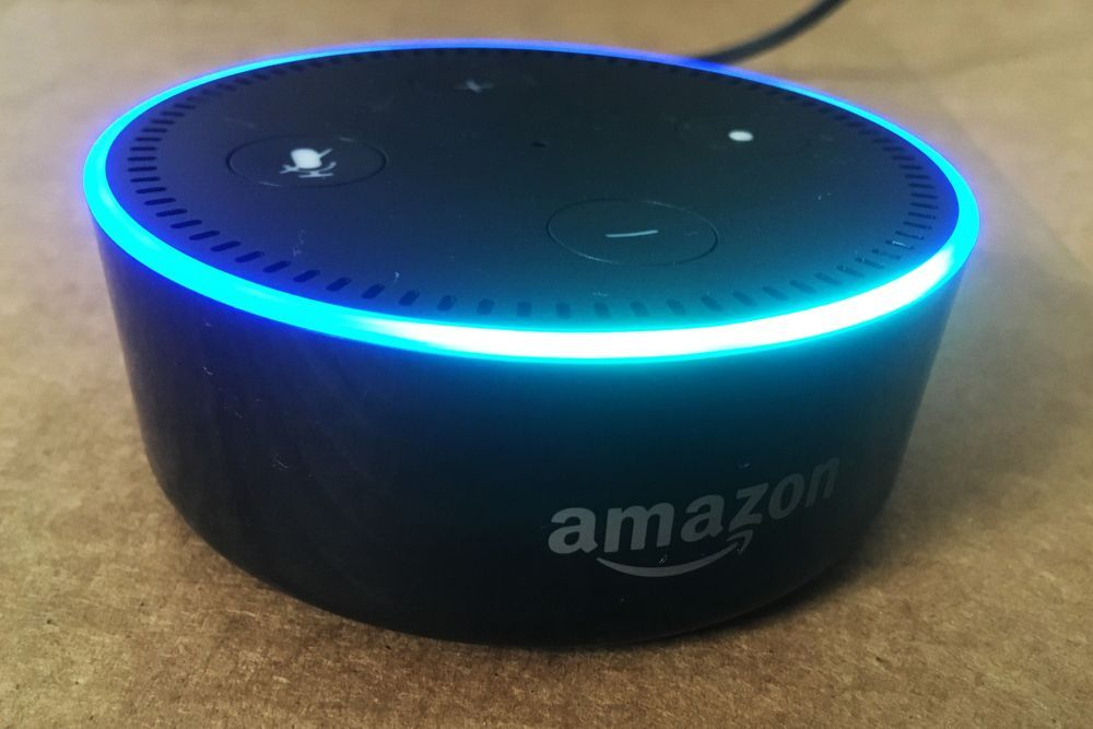 Einrichten eines Amazon Echo Dot - Haus Styling  Amazon echo, App