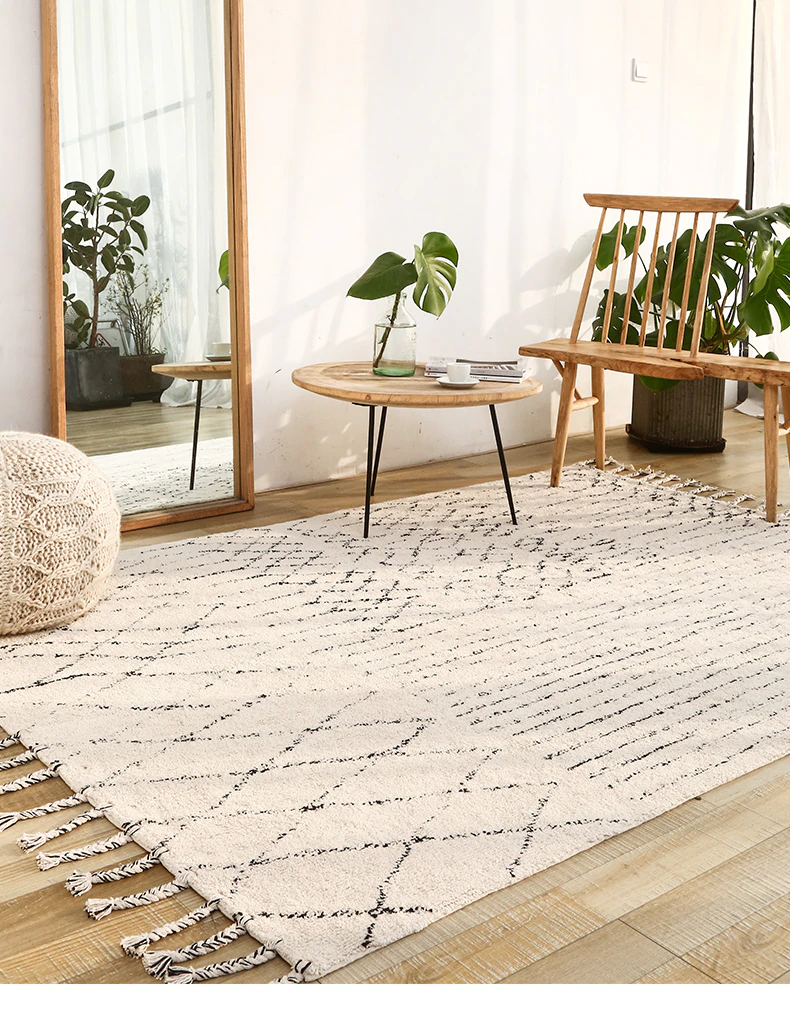 India Handmade Carpets Livingroom