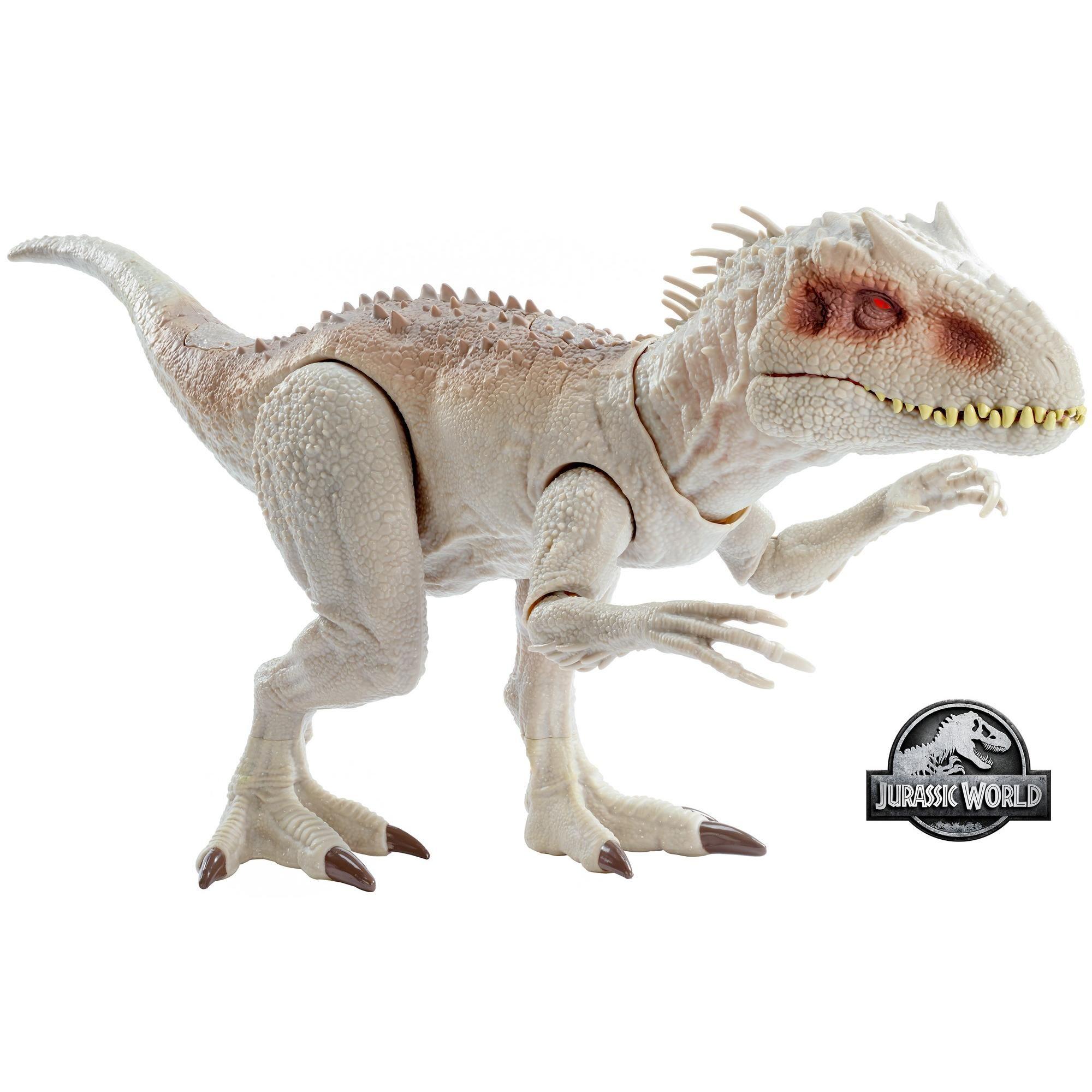 Toys Jurassic world, Indominus rex, Dinosaur toys