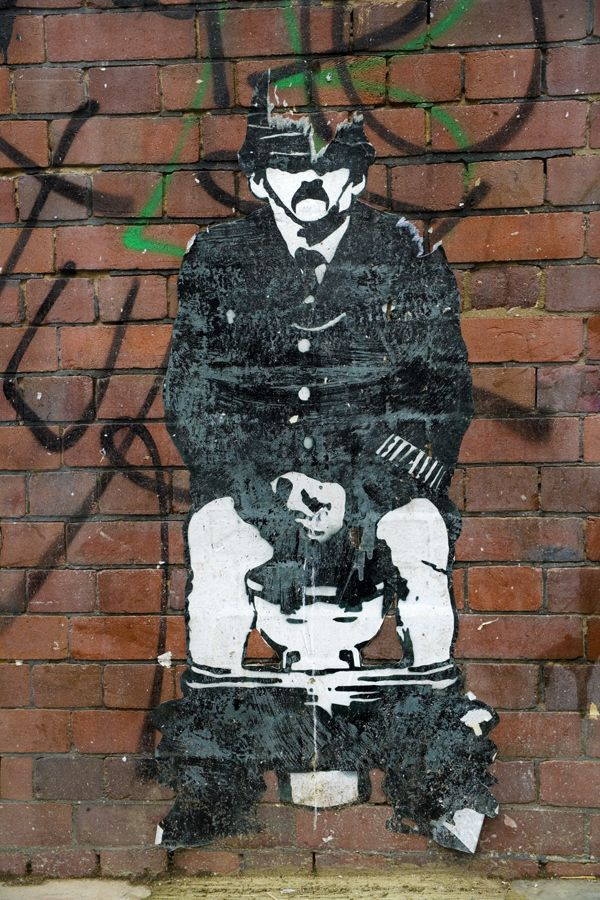 Shoreditch Graffiti: Taking In The Street Art And Graffiti Of Shoreditch