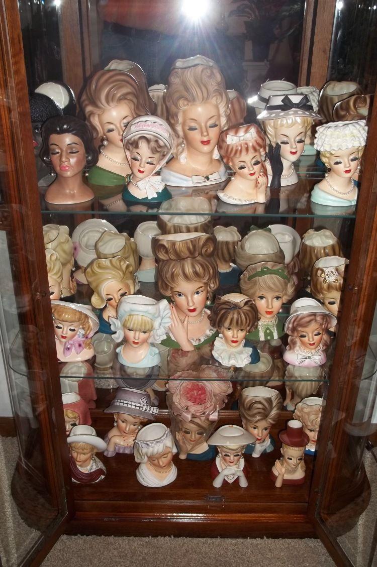 Lovely ladies vintage head vases i antique online thimbles lovely ladies vintage head vases i antique online reviewsmspy