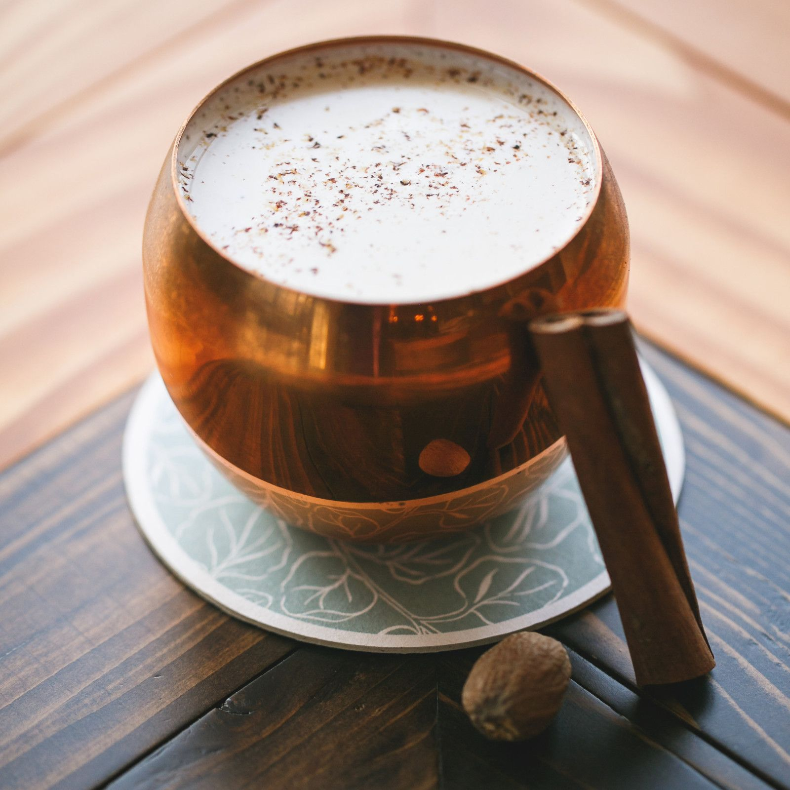 The Local Palate - Horchata Milk Punch