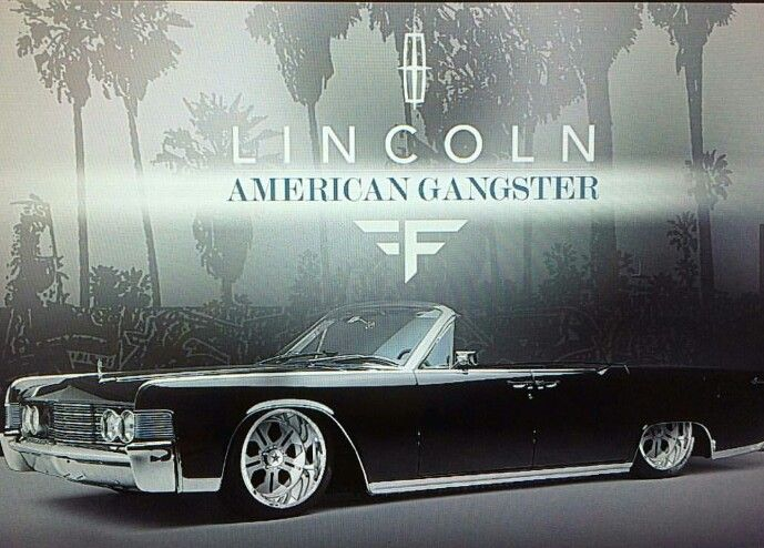 Gangster Lincoln Continentals Pinterest Cars Lincoln