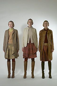 Burberry Fall 2000 Ready-to-Wear Fashion Show - Christopher Bailey