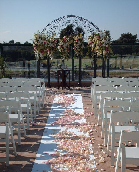 Local Wedding Rentals: Pin By Country Club Receptions On Wedding Ceremony Sites