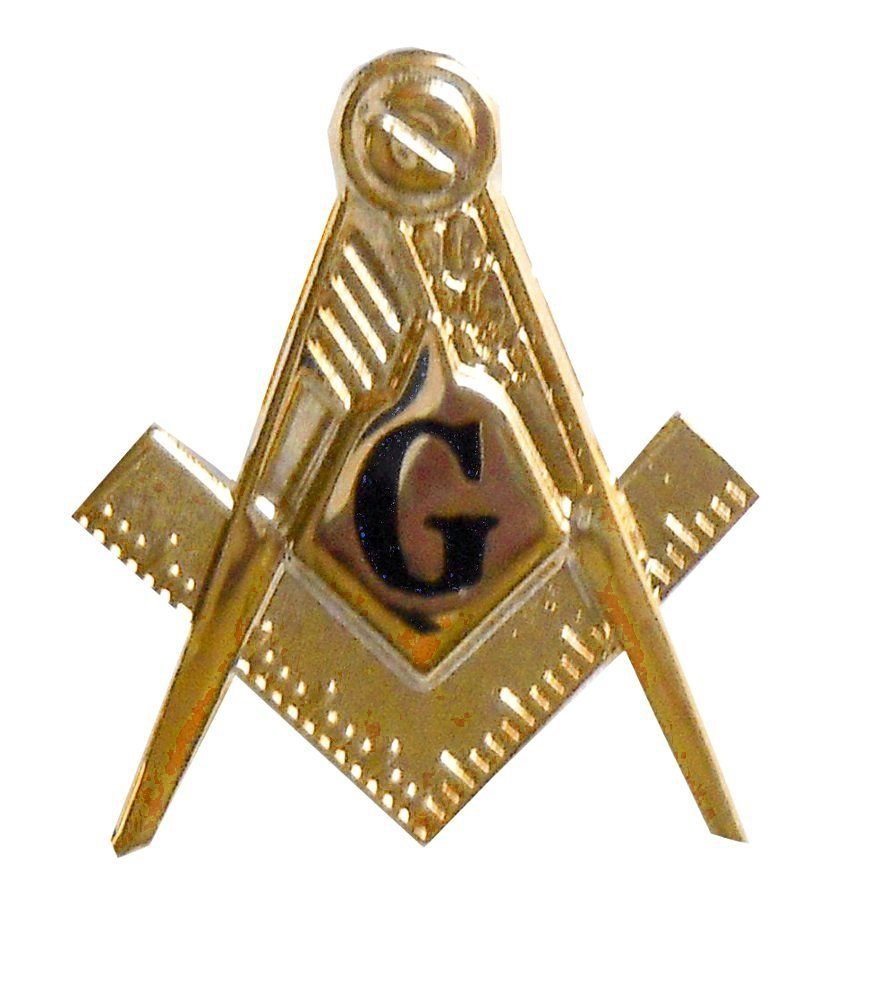Bow Ties And More Masonic Gold Compass Black Letter G Lapel