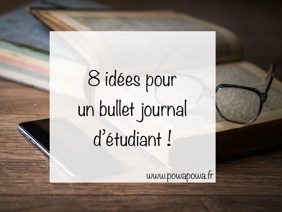 8 id es pour un bullet journal d 39 tudiant bullet journal pinterest bullet journal and bujo. Black Bedroom Furniture Sets. Home Design Ideas