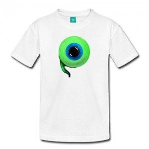 Spreadshirt Kids' Jacksepticeye Eyeball T-Shirt gamerteeshirts, tshirt, t-shirt