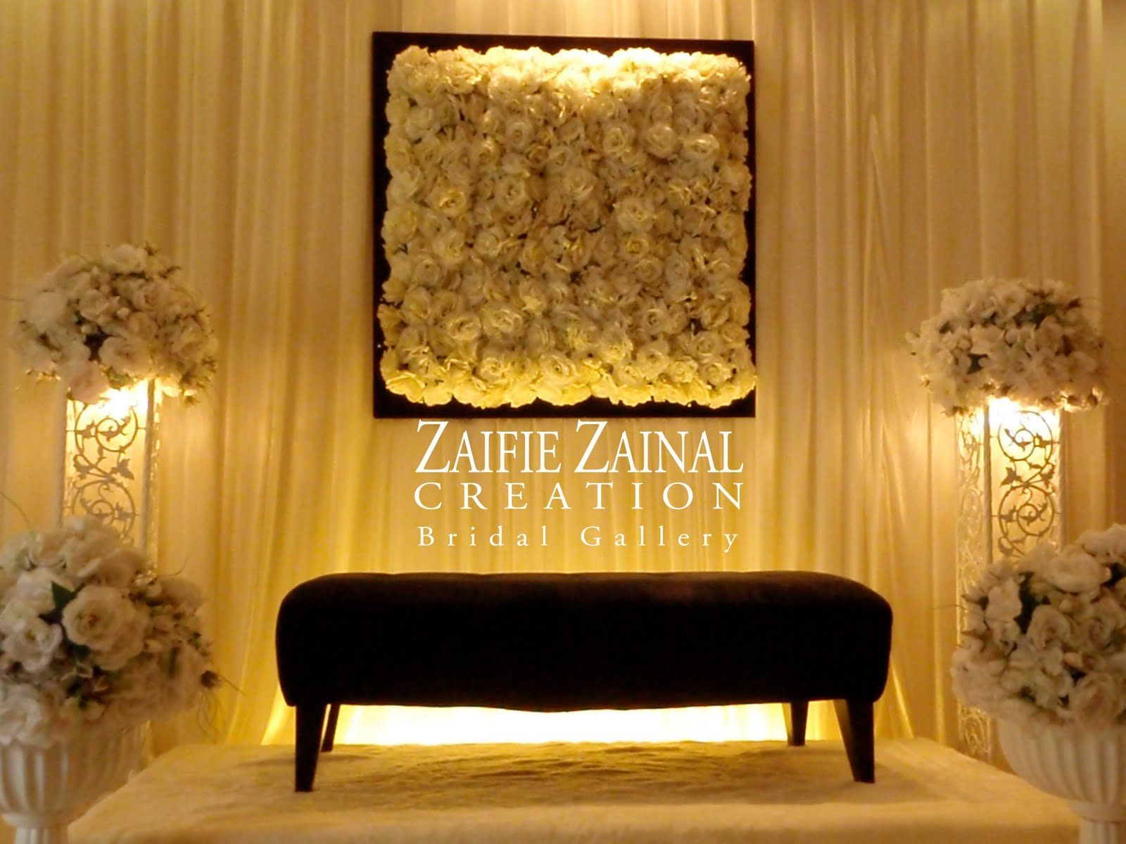 All About Weddings by Zaifie Zainal: Our Pelamin Creations ...