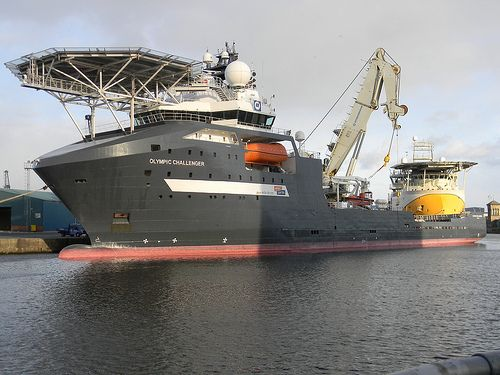 Olympic Challenger Multi Purpose Offshore Vessel Offshore