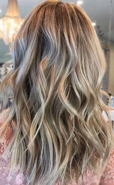 Best Hair Color Ideas 2017 / 2018 fall dark blonde hair ...