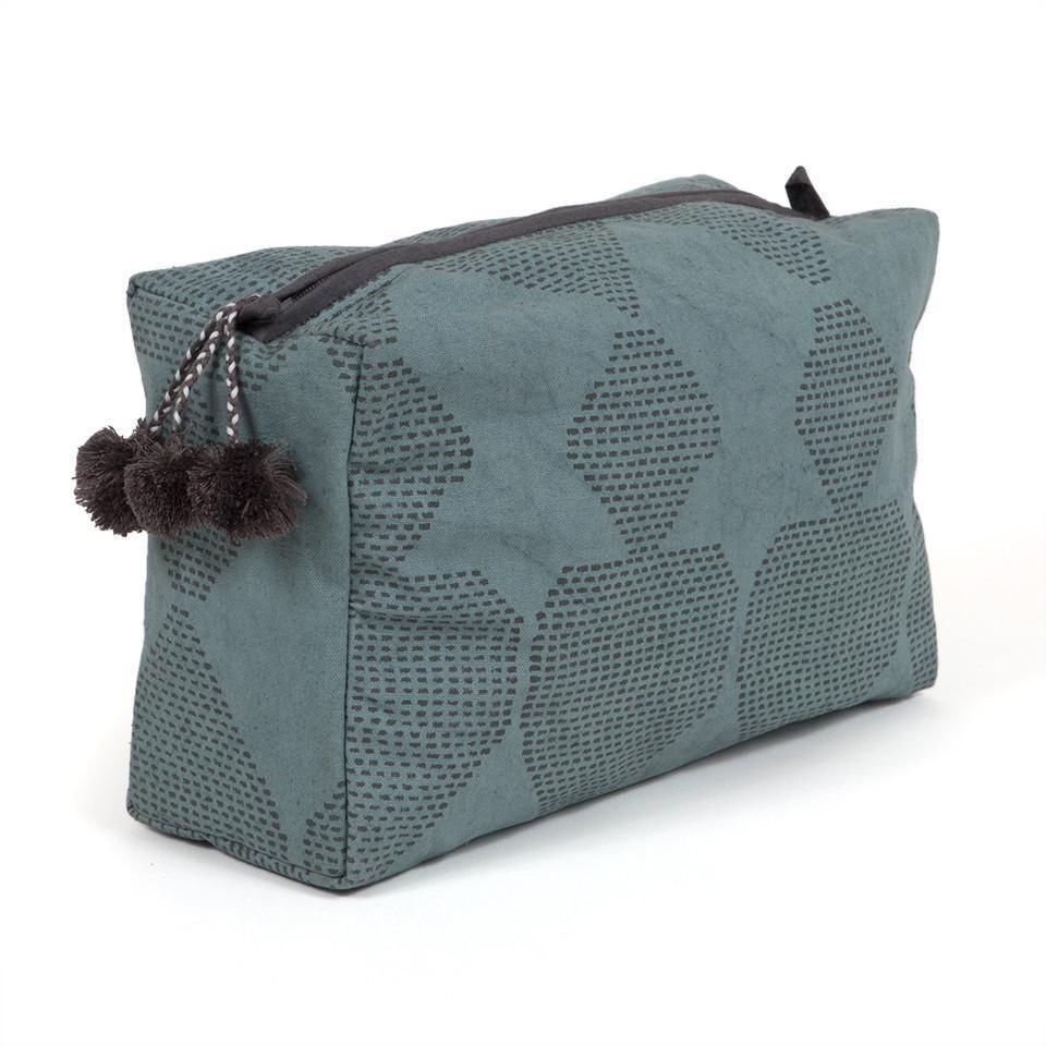 Mosa Mer Travel Bag Toiletry Bag Travel Bags Printed Cotton
