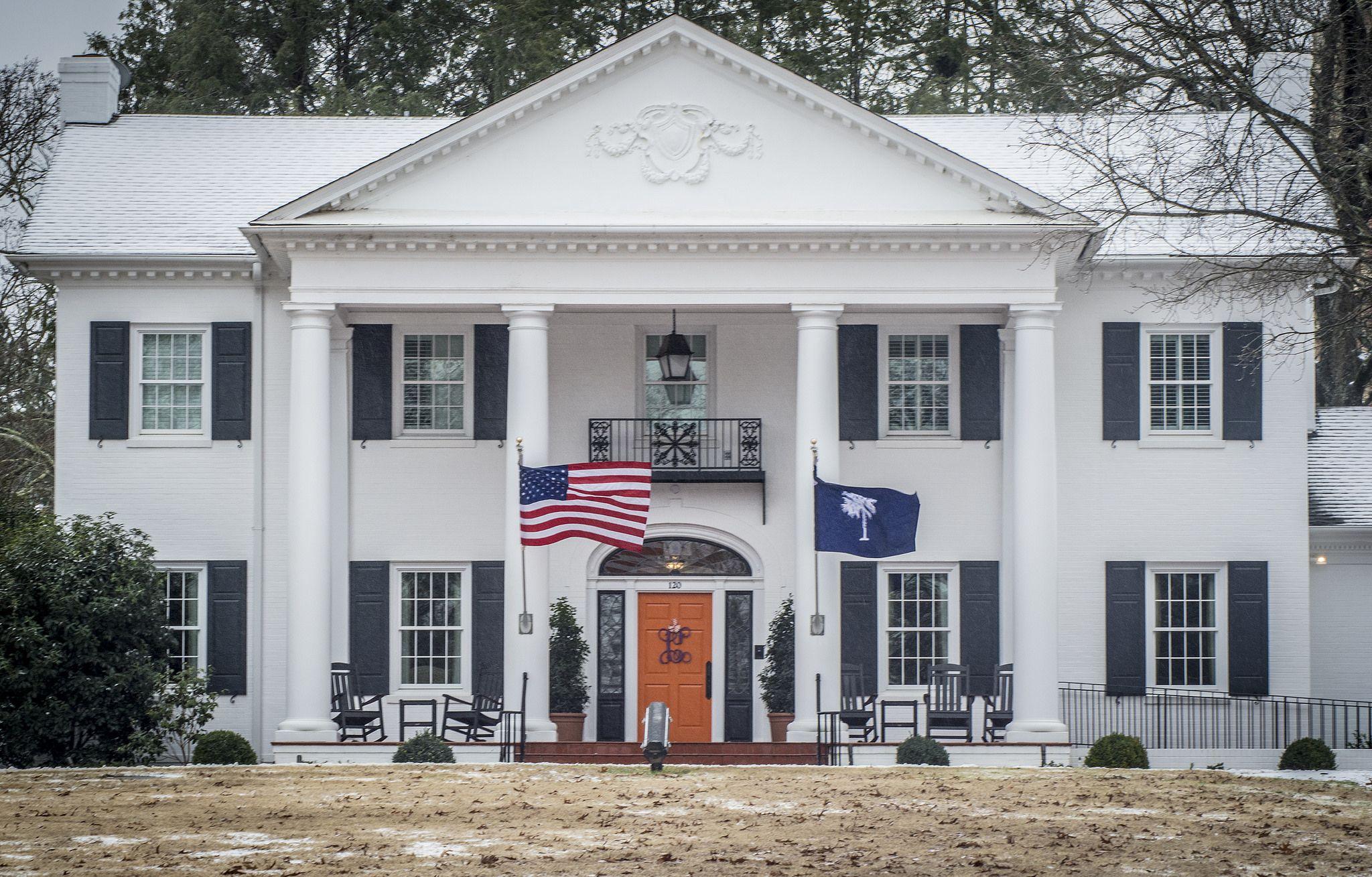 Presidents House President Houses Clemson Fans House