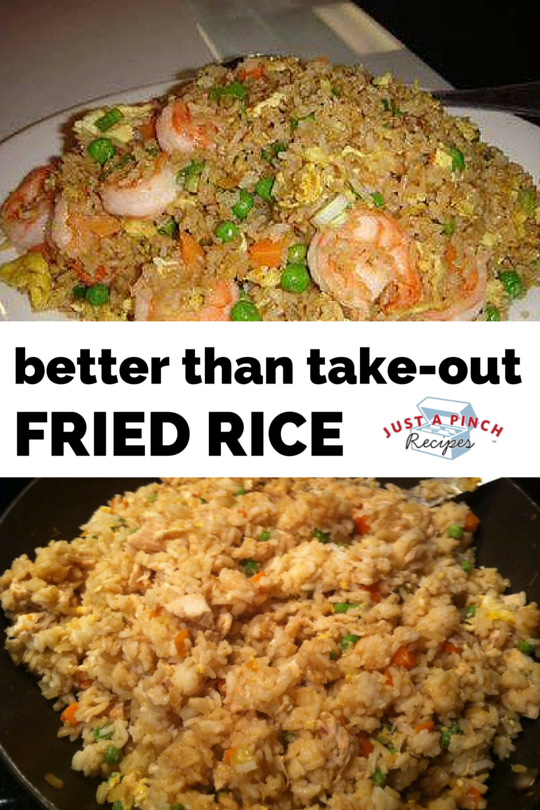 Better Than Take-Out Fried Rice