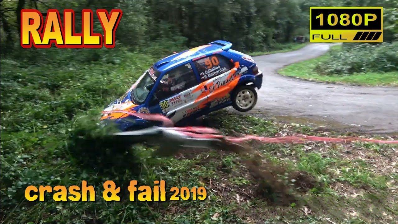 Compilation rally crash and fail 2019 HD Nº32 Rally, Videos