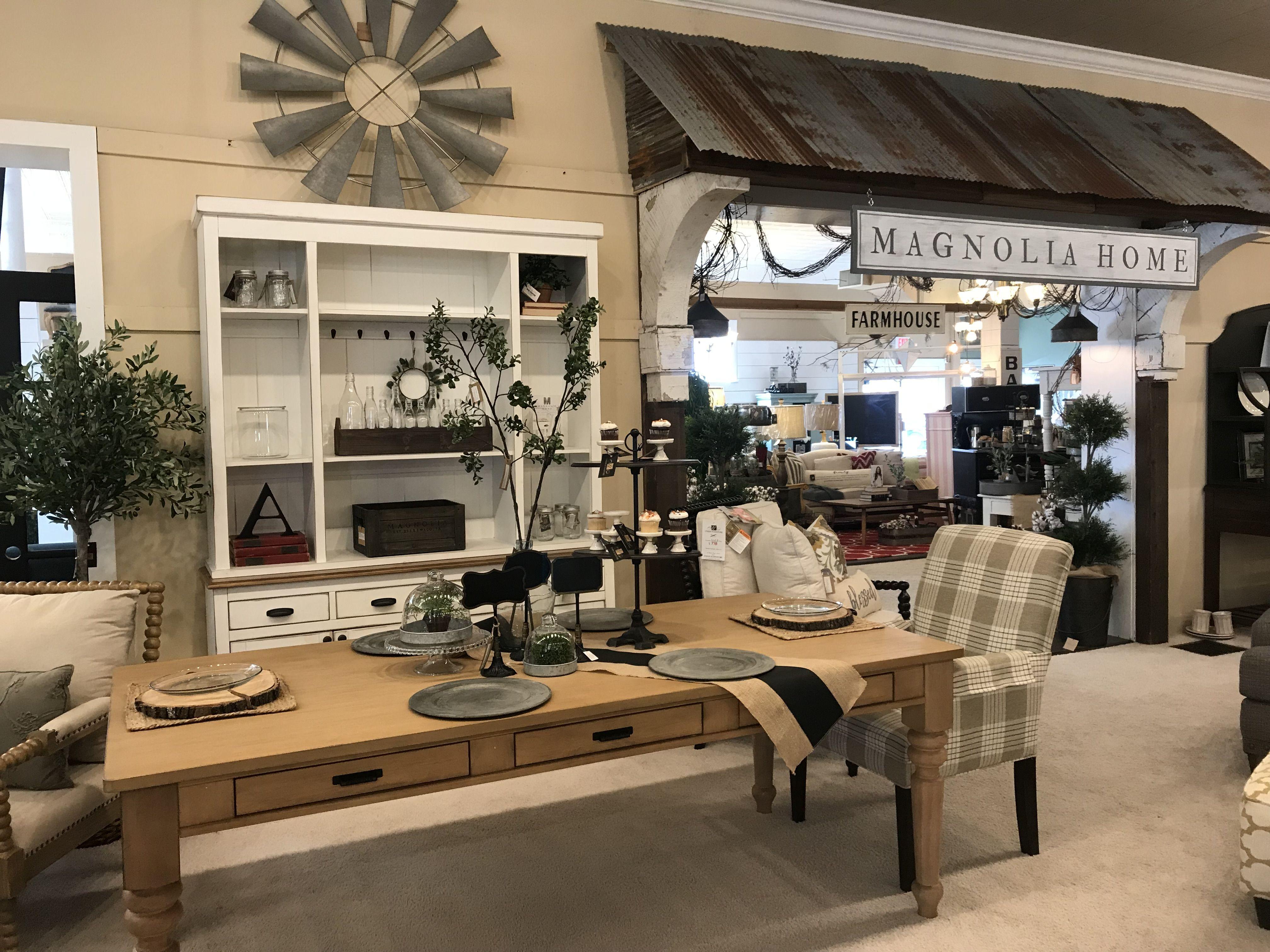 Magnolia Home Table Magnolia Homes Home Flooring Store