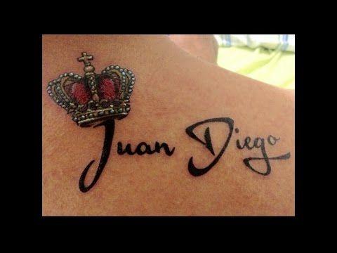 De Nombres Con Corona Ideas Para Tu Tatuaje Tatuajes De