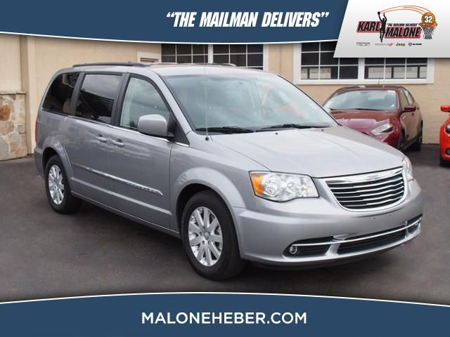 Used 2014 Chrysler Town Country For Sale Sandy Ut Used Cars Vans Karl Malone