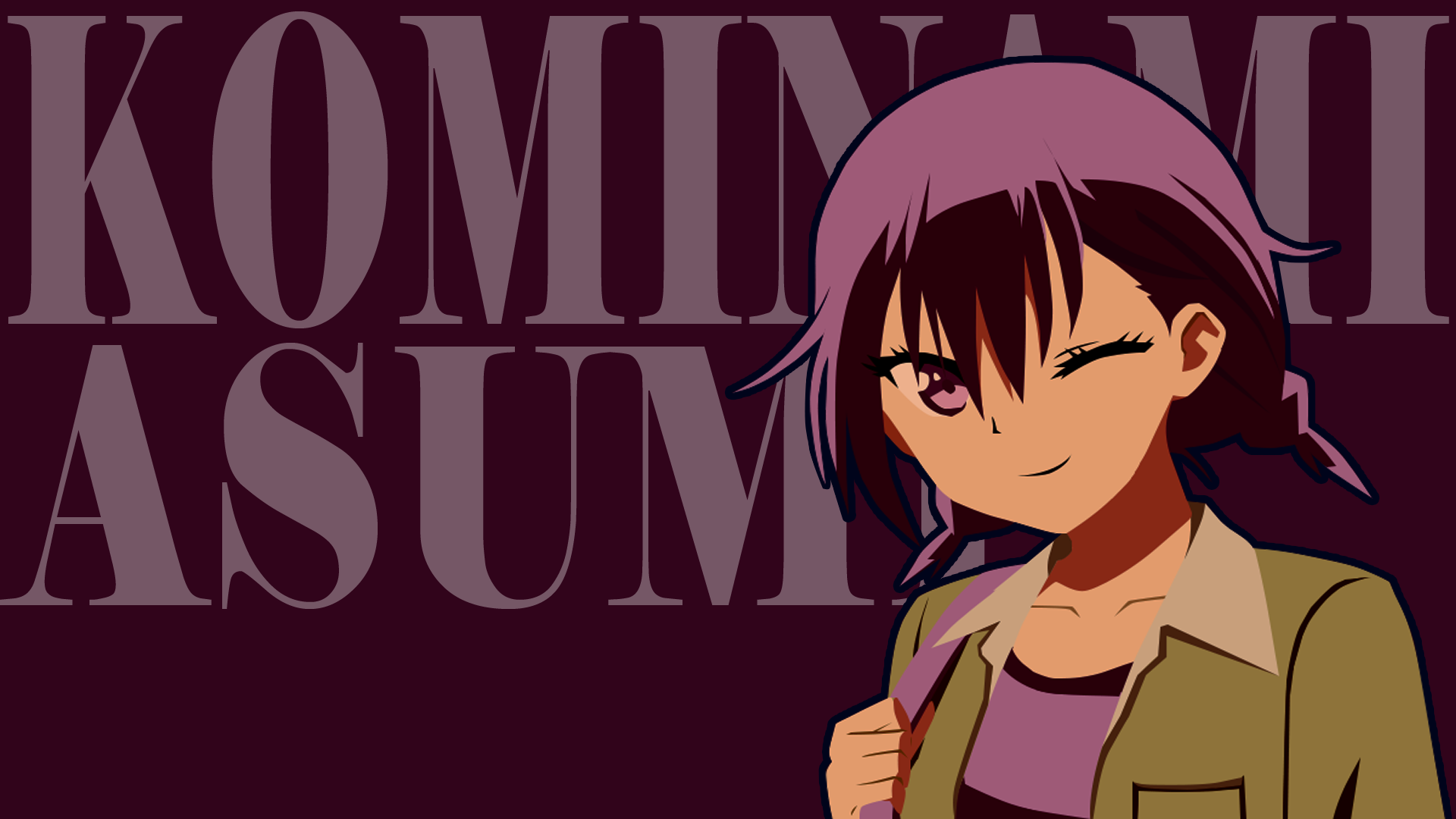 1920x1080 Kominami Asumi We Never Learn Wallpaper Background Image View Download Comment And Rate Wa In 2020 Wallpaper Backgrounds Background Images Background