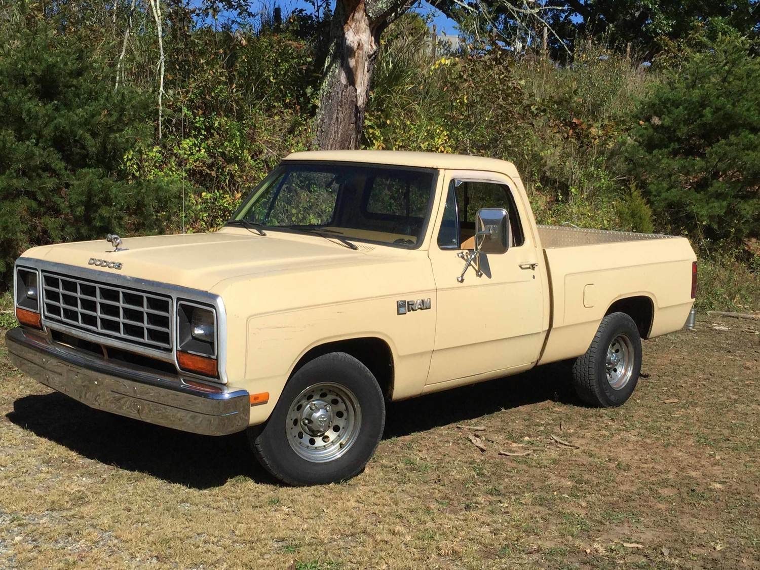 Greg Taffer His 85 Dodge Trucks Lmc Truck Dodge Trucks Ram