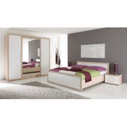 Reduzierte Zimmereinrichtungen Moderne schlafzimmermöbel
