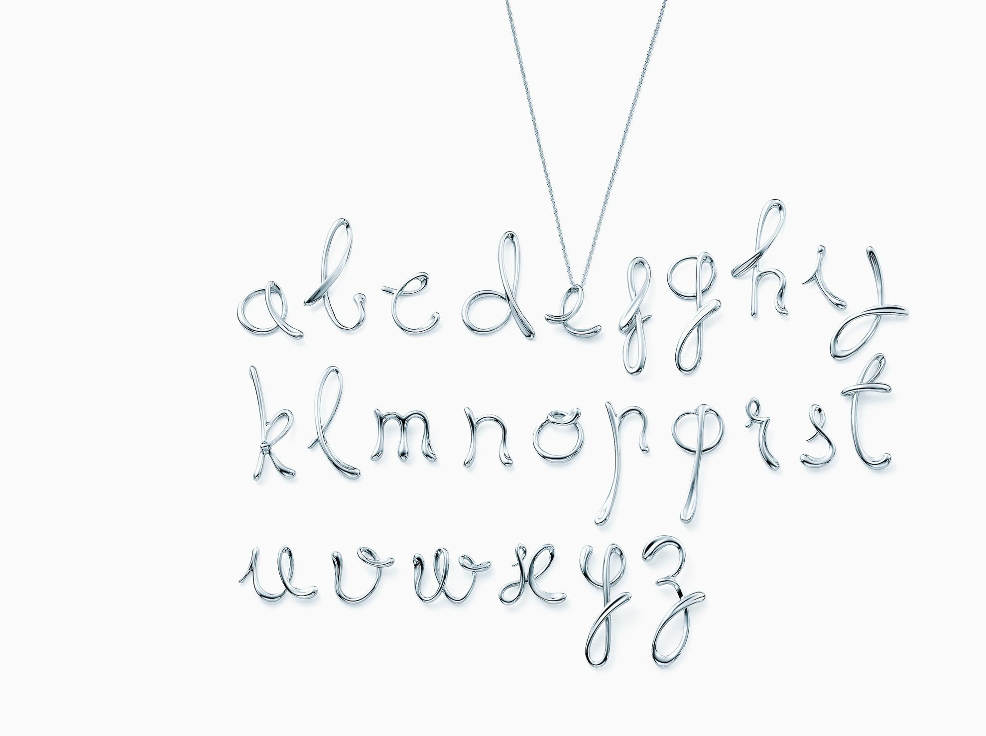 Elsa peretti letter j pendant pinterest letter pendants elsa peretti letter pendant sterling silver small letters a z available tiffany co aloadofball Image collections