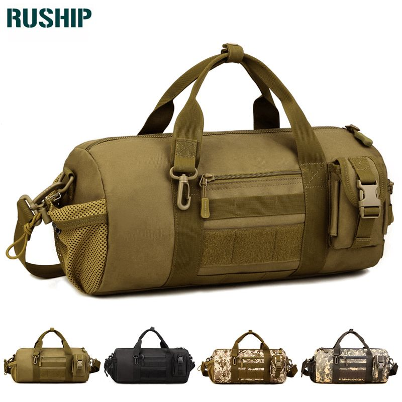 Hunting Bag Travel Shoulder Men Women Waterproof Nylon Outdoors Tactical Molle Army Hike Camp Affiliate