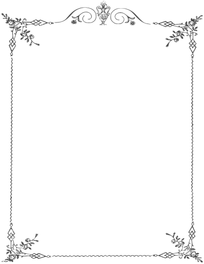 White Border Frame Png Clipart Page Borders Design Page Borders Borders And Frames