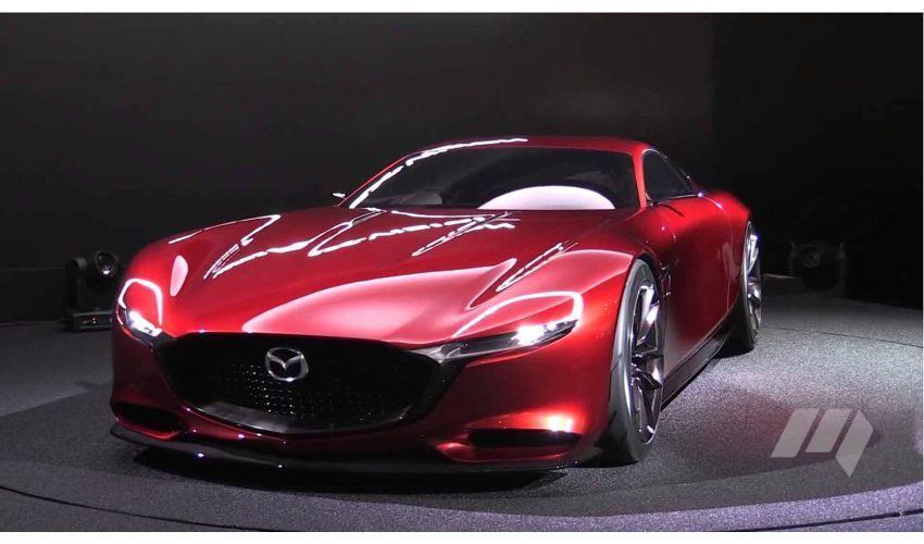 2019 Mazda Rx7 Concept Specs Price And Release Date Rumor Car Rumor Mazda Rx7 Mazda Tokyo Motor Show