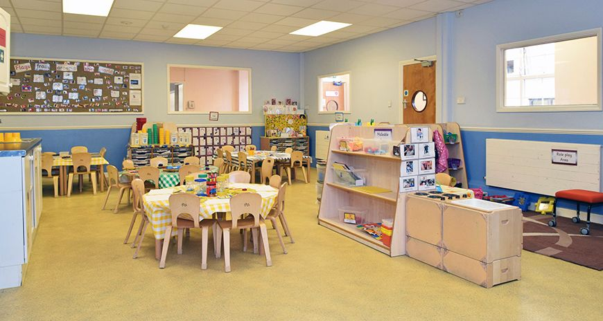 Cherry Trees Day Nursery Slough East Berkshire 2 Mums