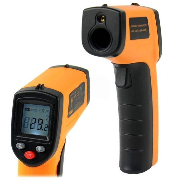 Laser Infrared Digital Temperature Thermometer Gun