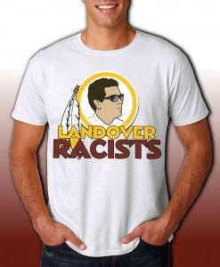 Landover Racists shirt, LOL