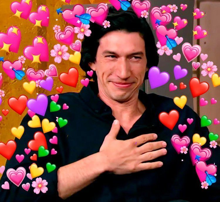 Pin By Constance G On Reaction Pics In 2020 Funny Star Wars Memes Star Wars Jokes Adam Driver