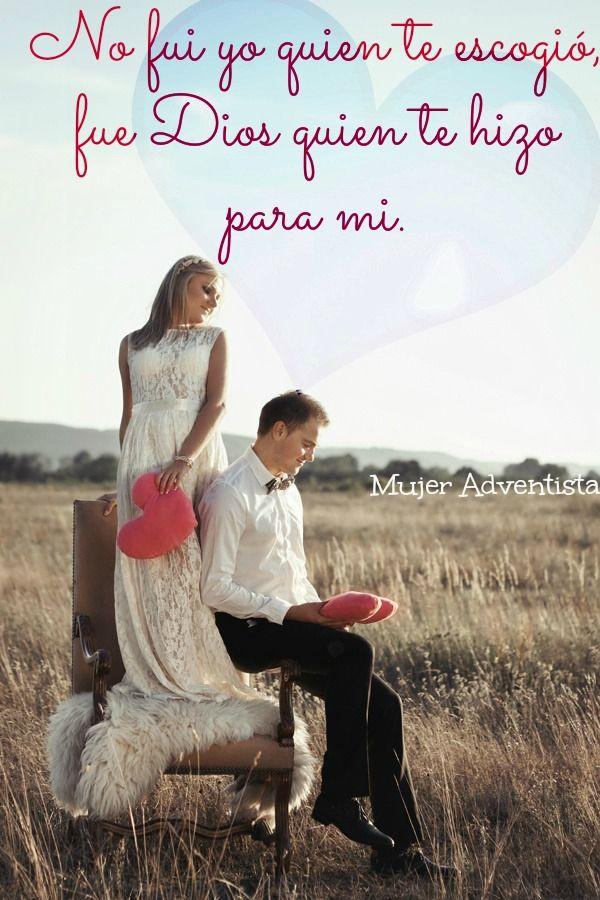 Dios te hizo para mi #Amor #Love | imágenes | Pinterest | Dios te ...