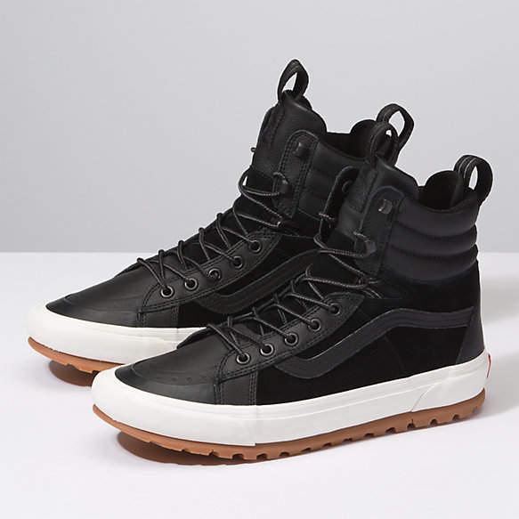 Sk8-Hi Boot MTE DX | Vans boots, Sneakers men fashion, Boots men