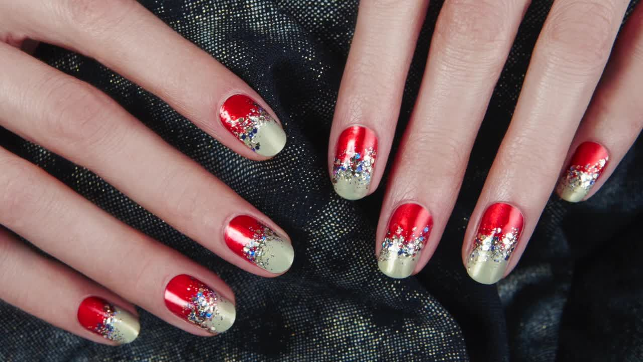 Check out the Chinoiserie Nail Art How To by JINsoon video at ...