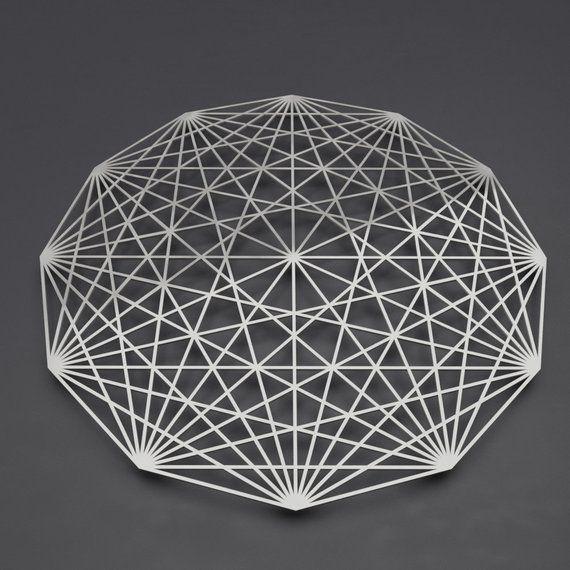 Pin On Sacred Geometry Wall Art