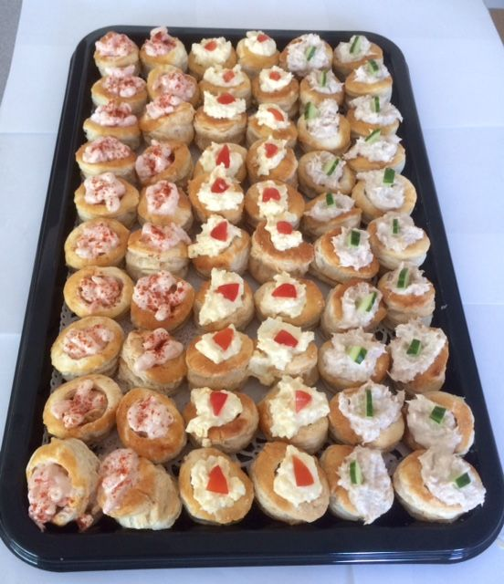 Cold Finger Food Ideas: Platter And Cold Buffet