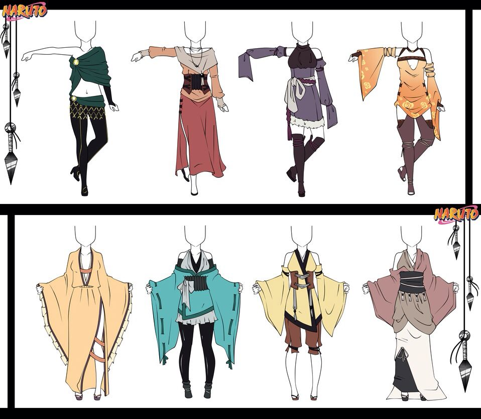 Character Design Clothing Tips : Pin by lương nghi tiên on anime clothes design pinterest