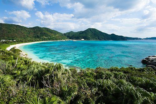 Tokashiki Island, Kerama Islands, Okinawa